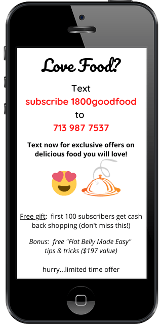 subscribe 1800goodfood