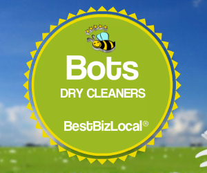 Bots dry cleaners
