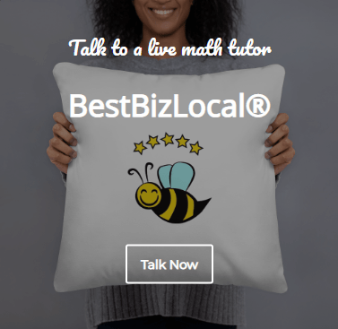 bestbizlocal math tutor